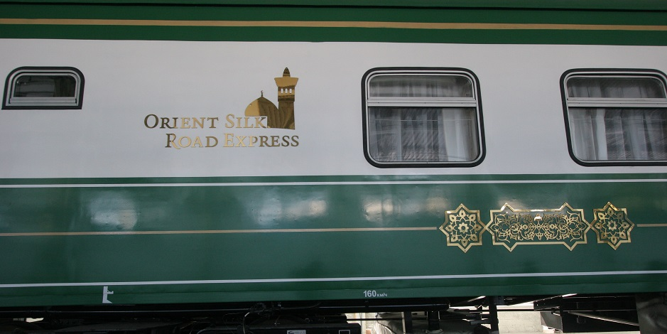 Wagon de l'Orient Silk Road Express