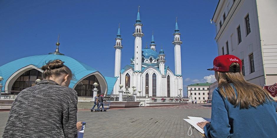 Autre vue de la Mosquée
