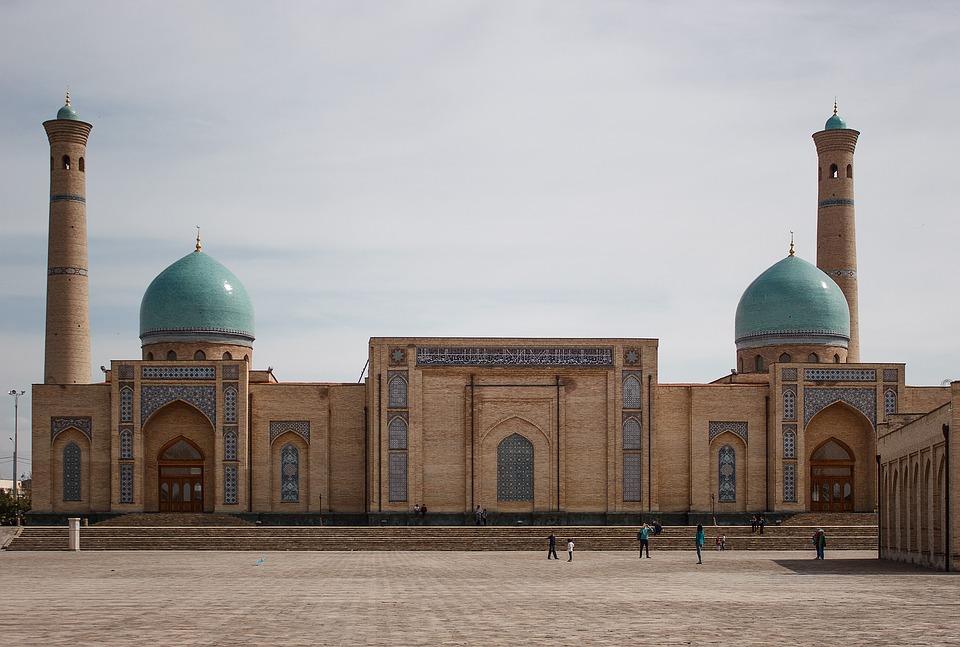 Mosquée de Tachkent